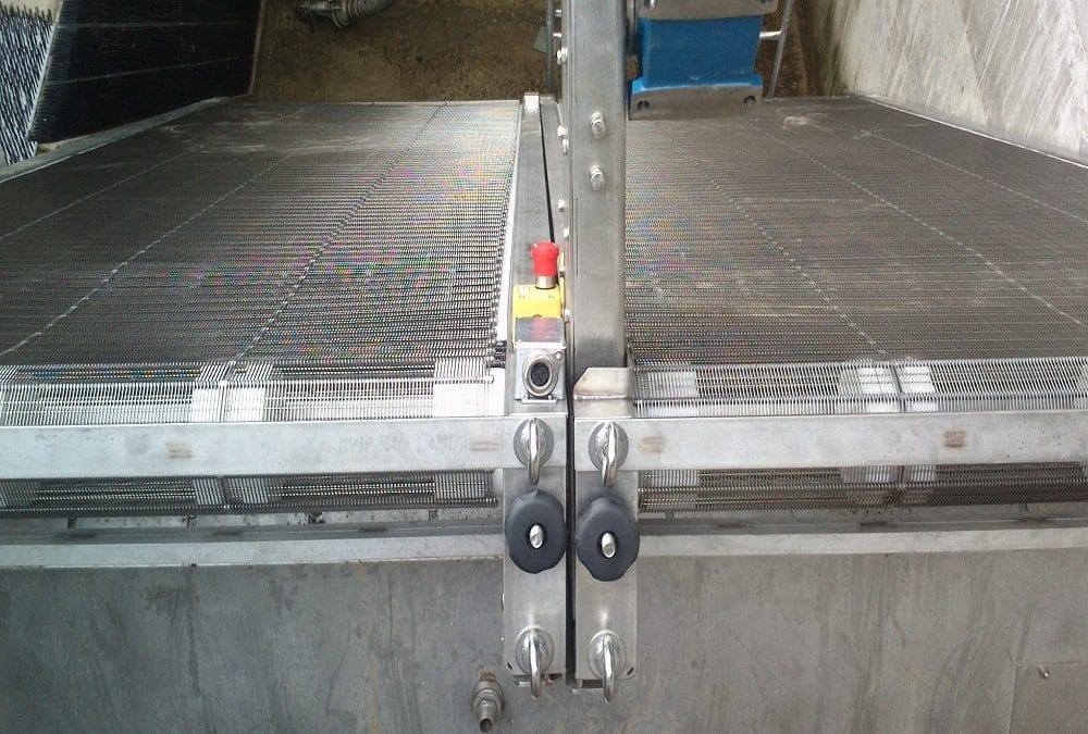 Cochwillan GoFlo self-cleaning screen