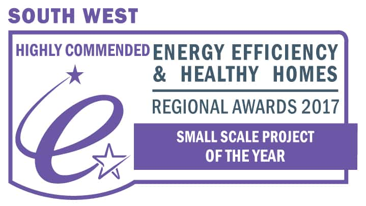 Energy Efficiency & Healthy Homes Award - GoFlo Screens Ltd